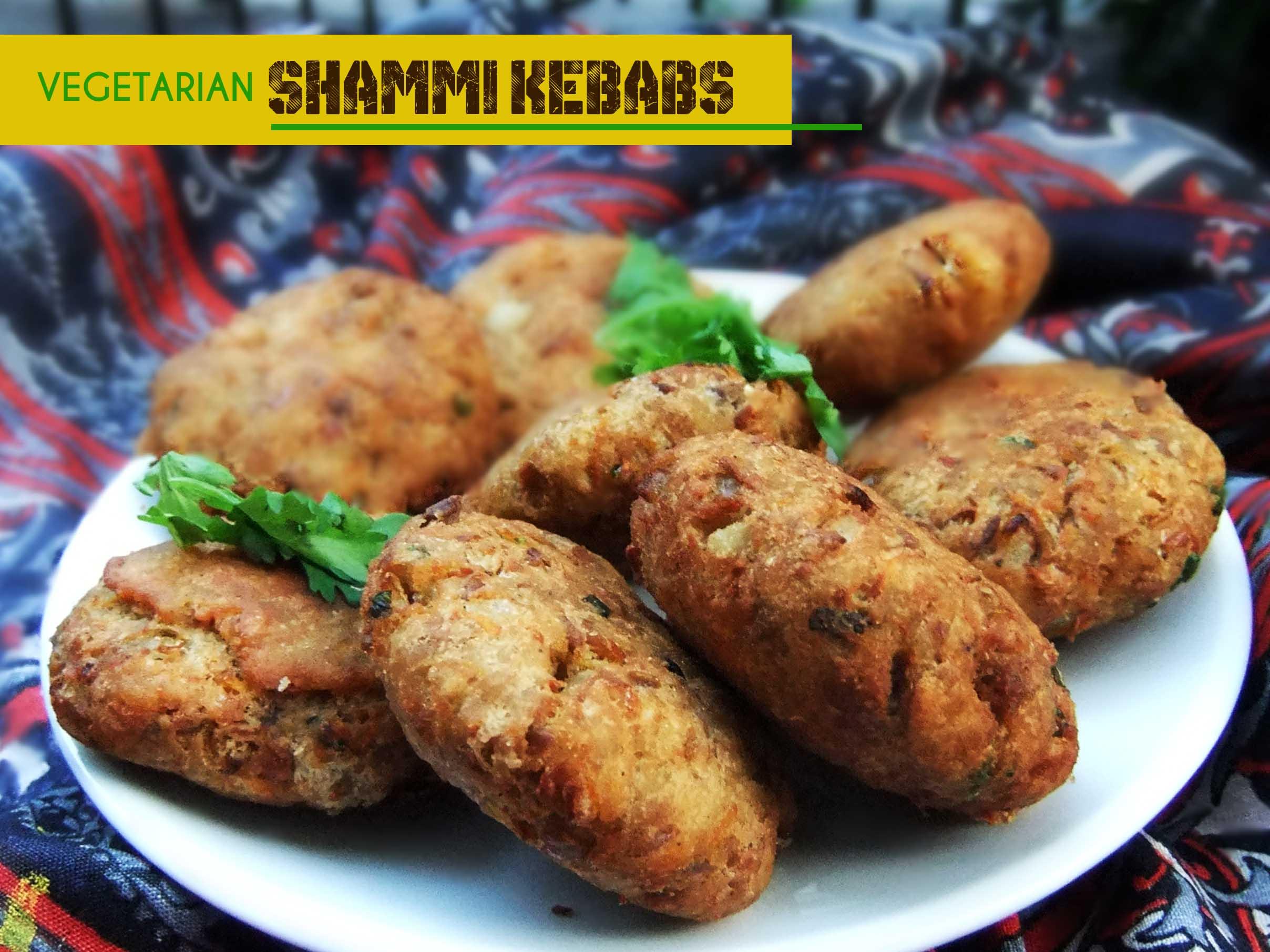SHAMI KEBAB thumbnail
