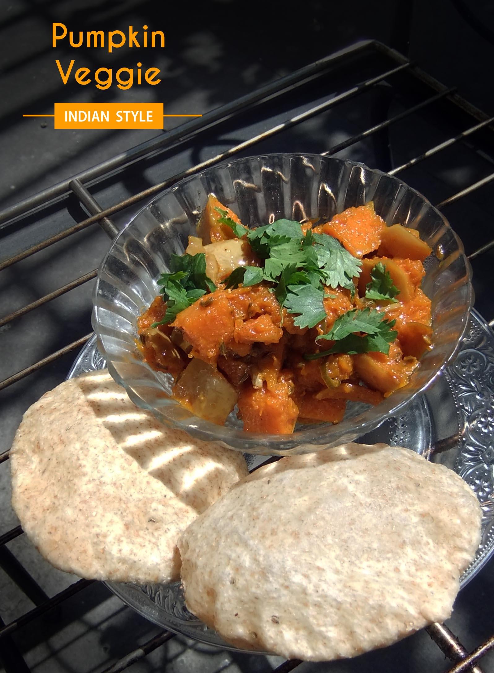 pumpkin veggie indian style copy