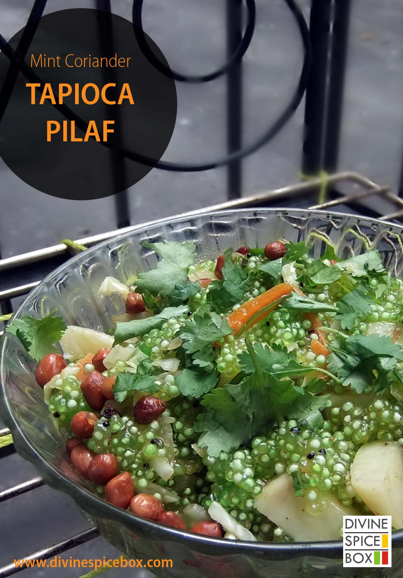 tapioca pilaf