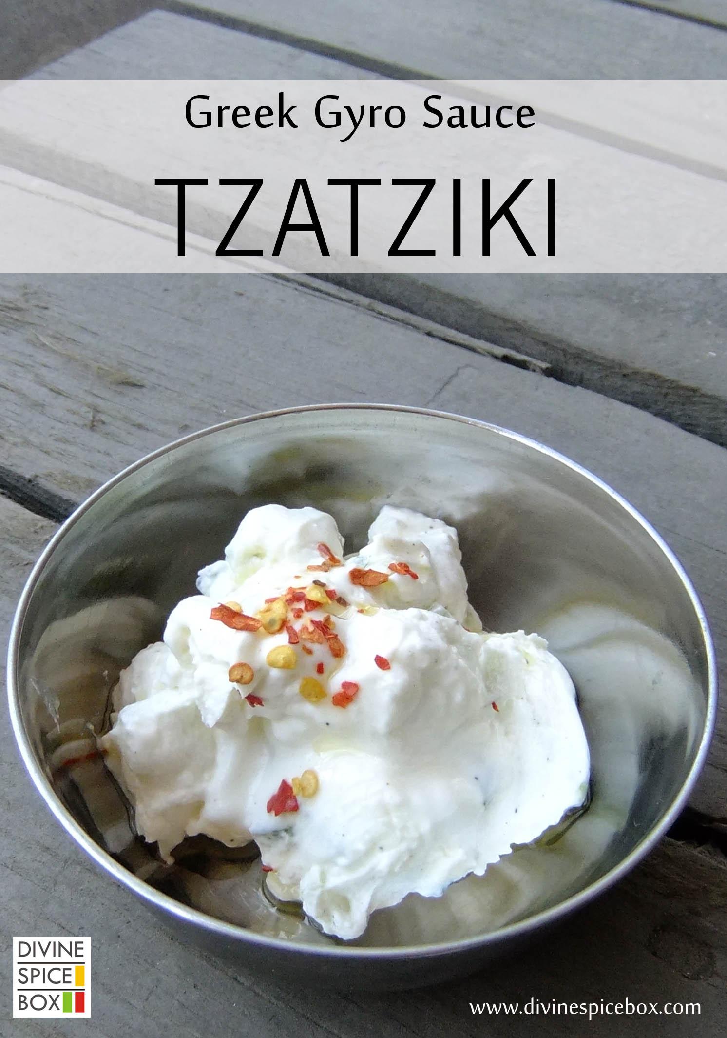 tzatziki sauce copy