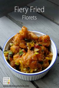 Fiery Fried Florets
