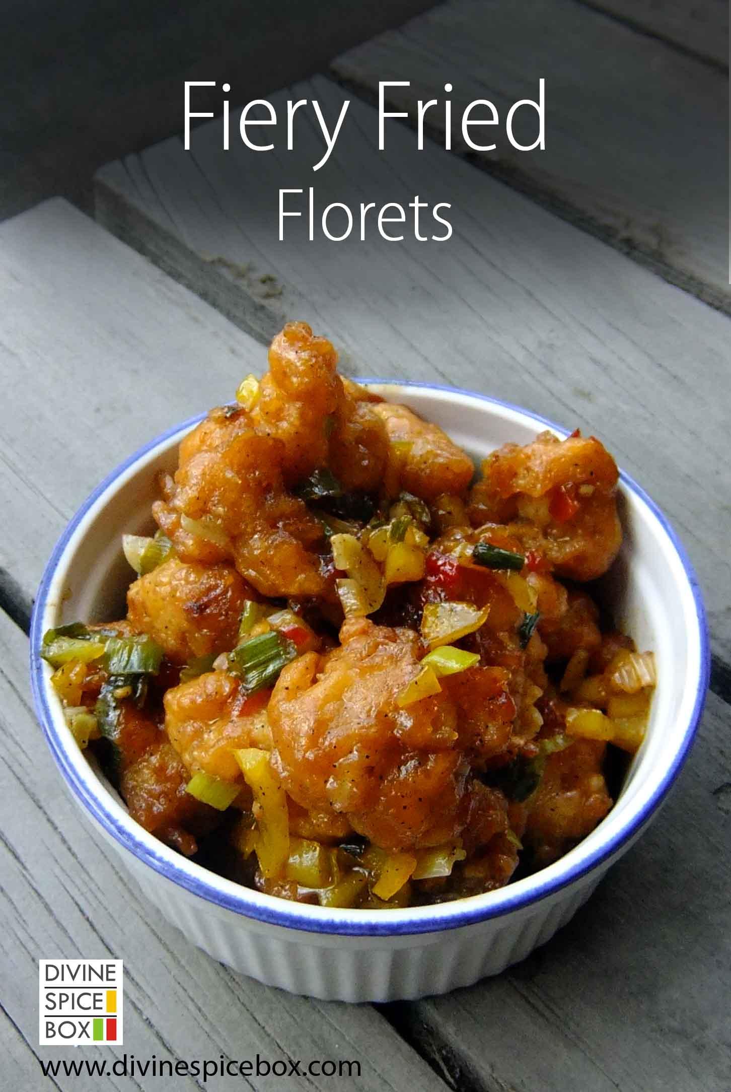 Fiery Fried Florets