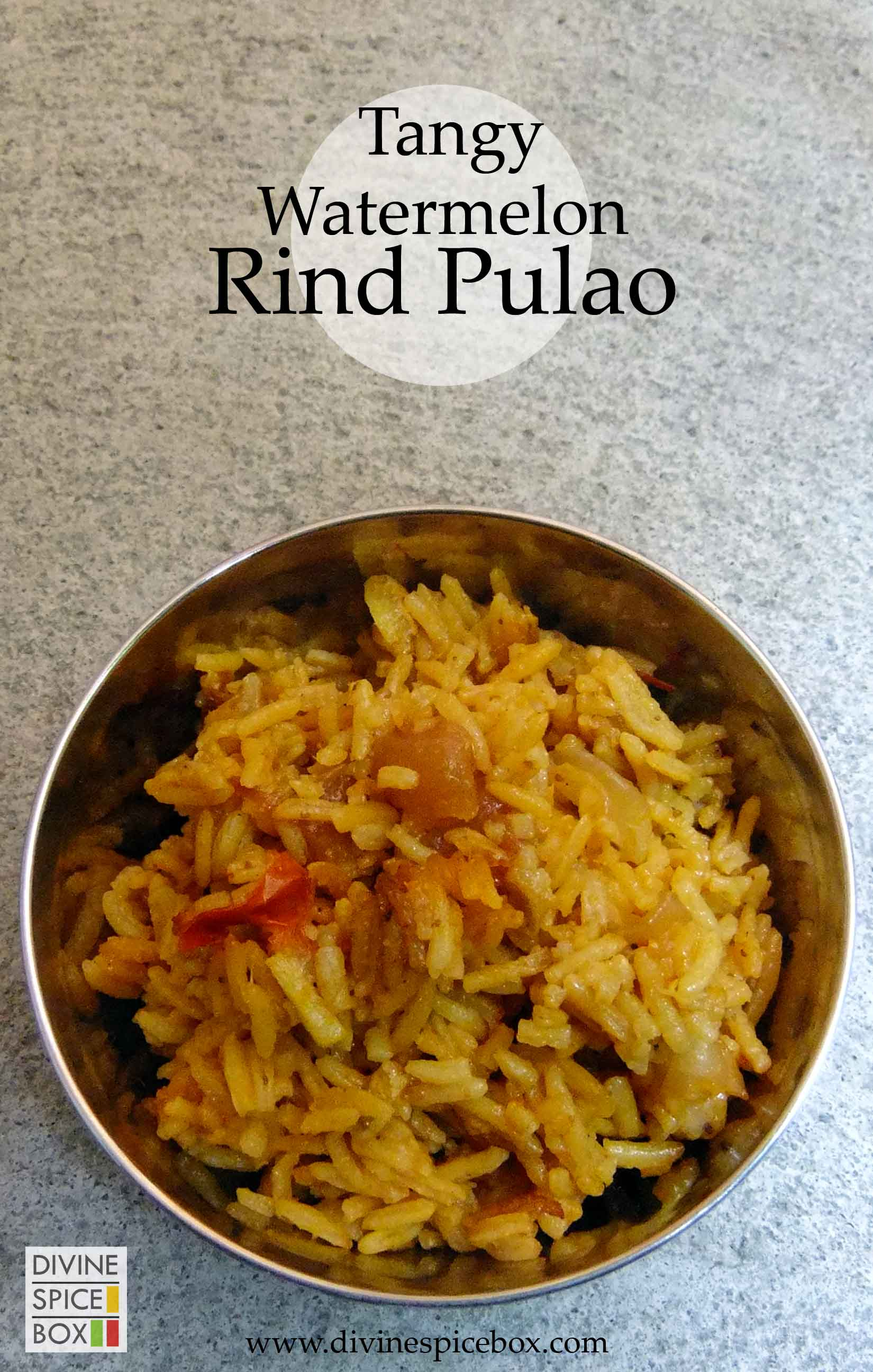 tangy watermelon ring pulao copy