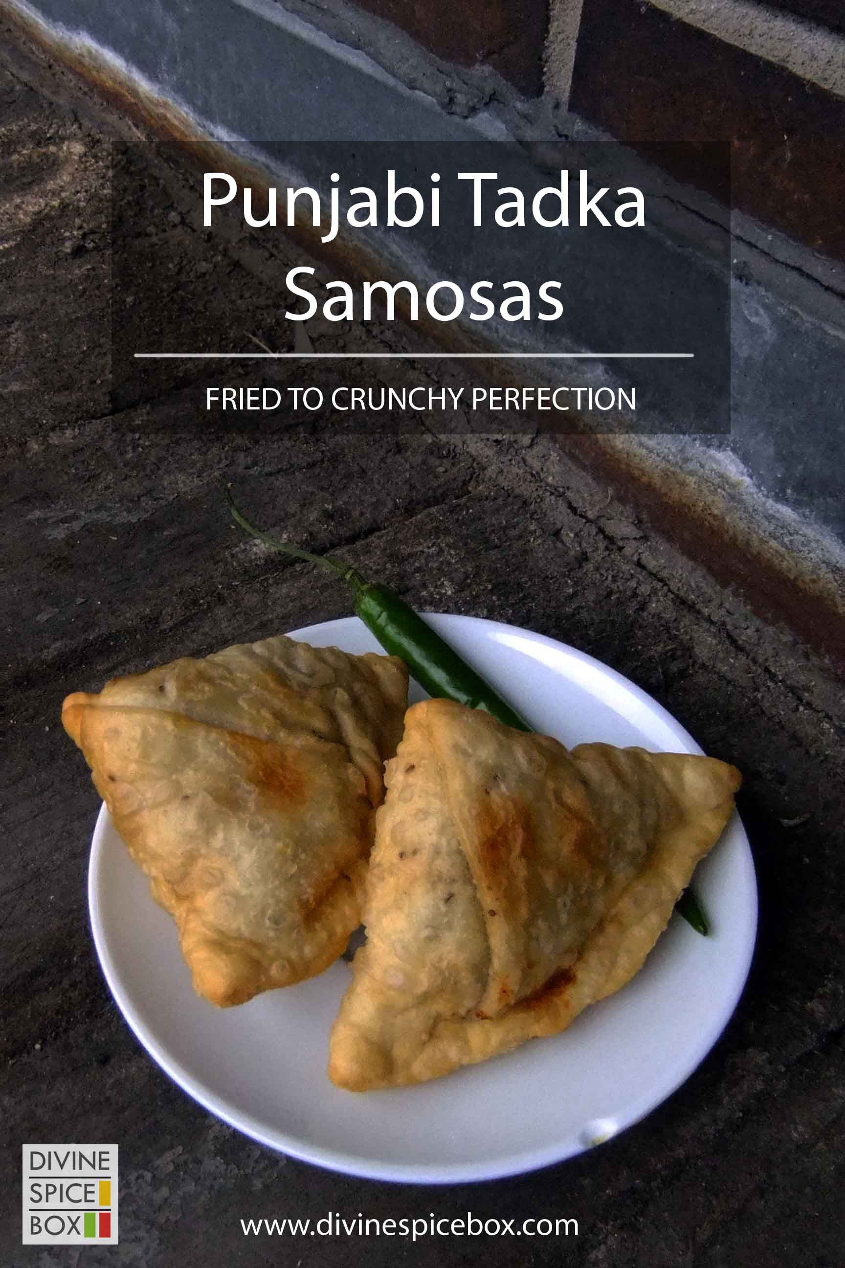 punjabi tadka samosas copy