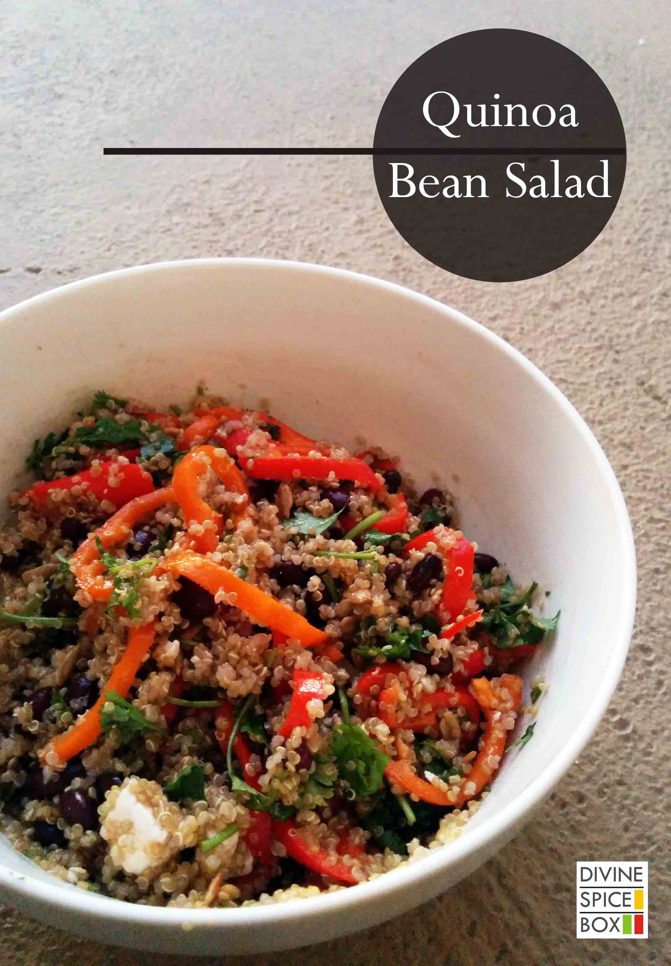 quinoa Bean Salad copy