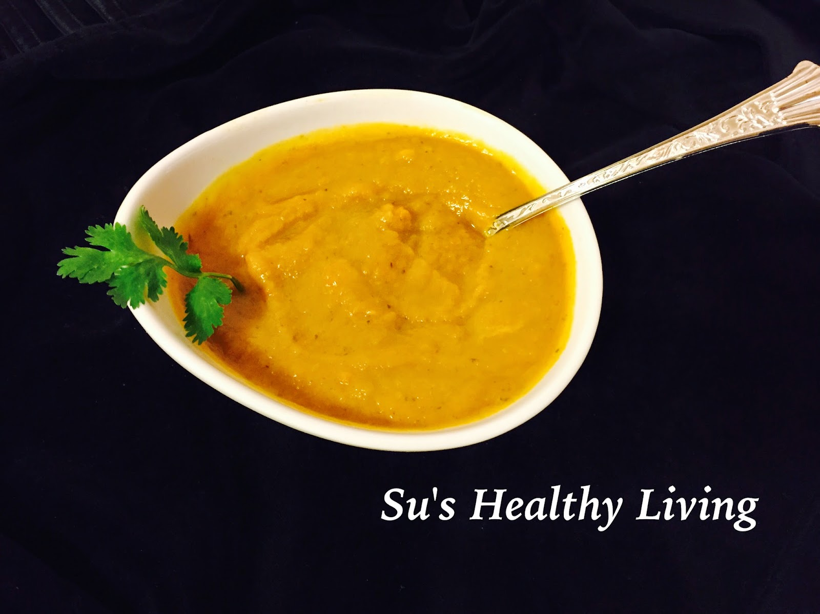 Butternut squash soup 14