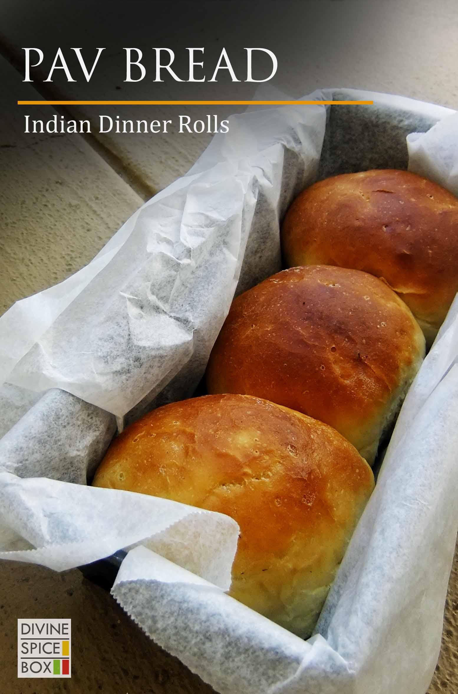 pav bread copy