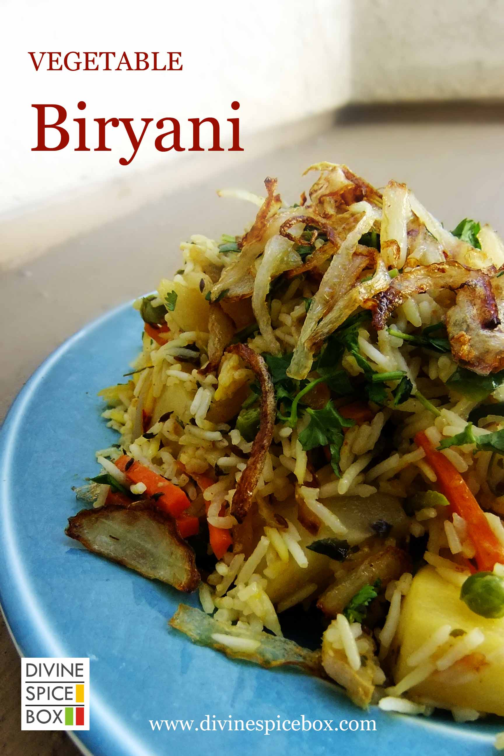 vegetable biryani copy