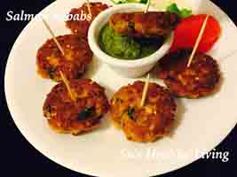 Salmon Kebabs 14