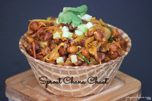 Sprout-Chana-Chaat