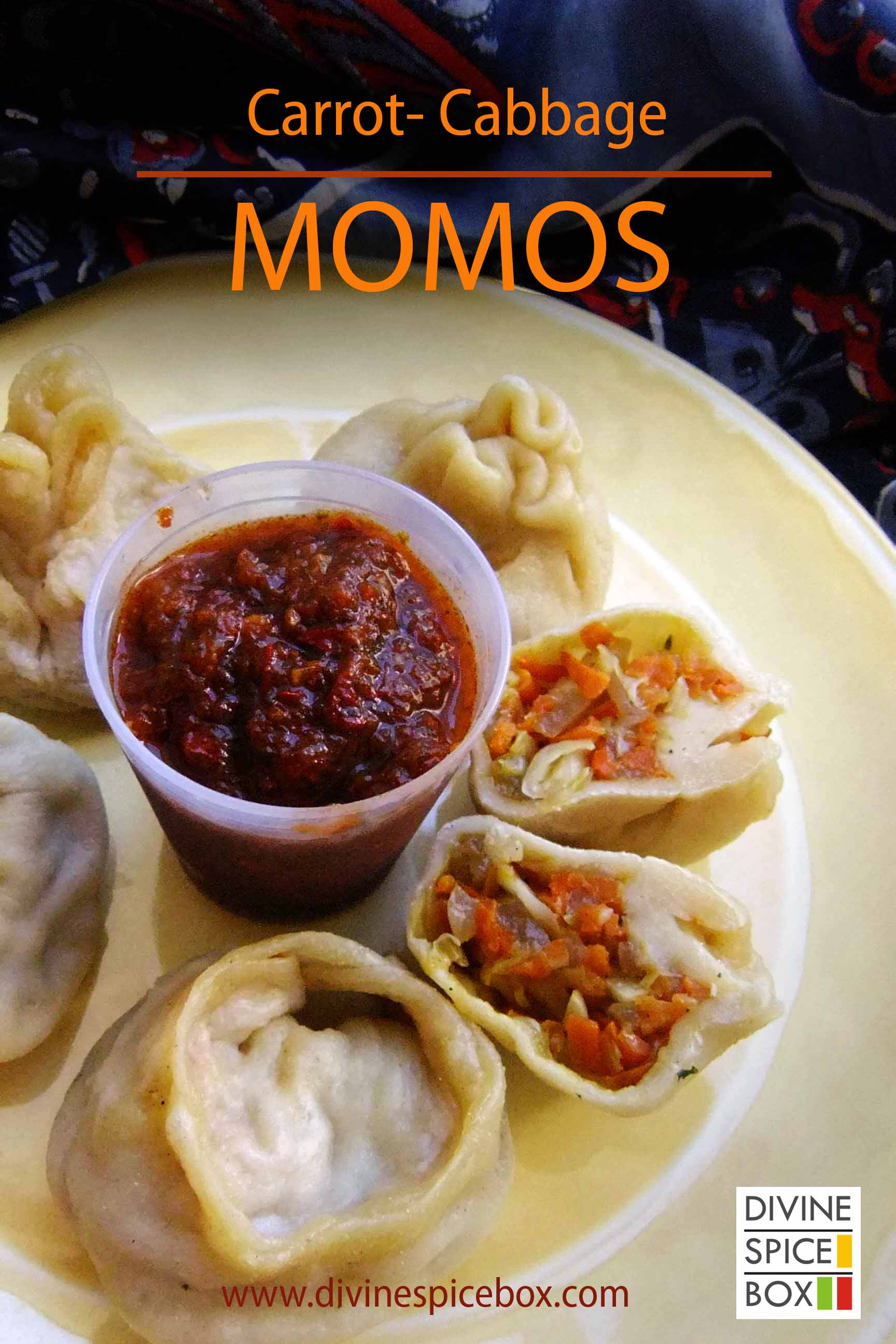 carrot cabbage momos copy