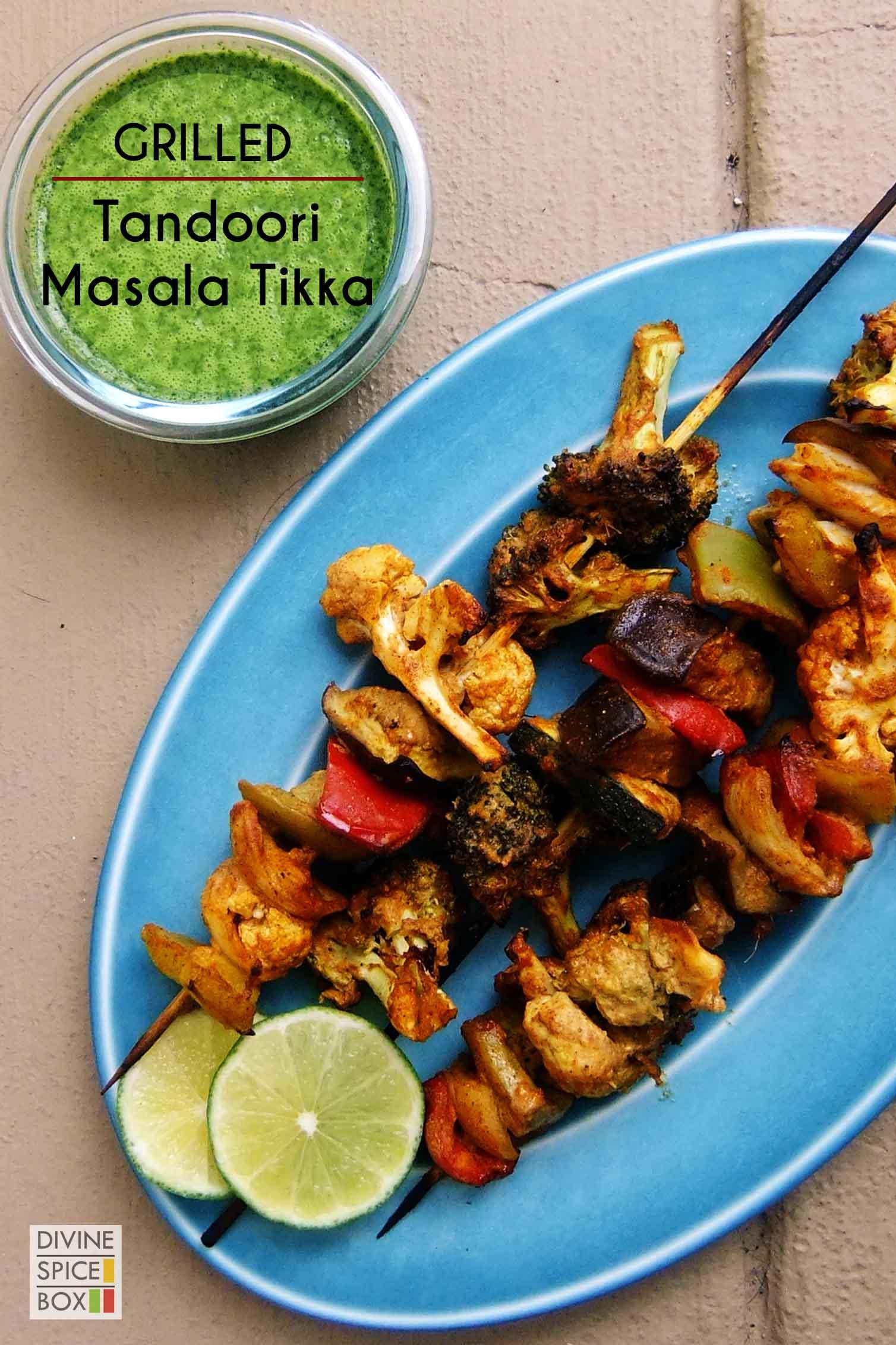 grilled tandoori masala tikka copy