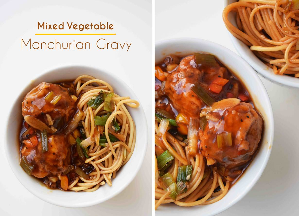 manchurian gravy