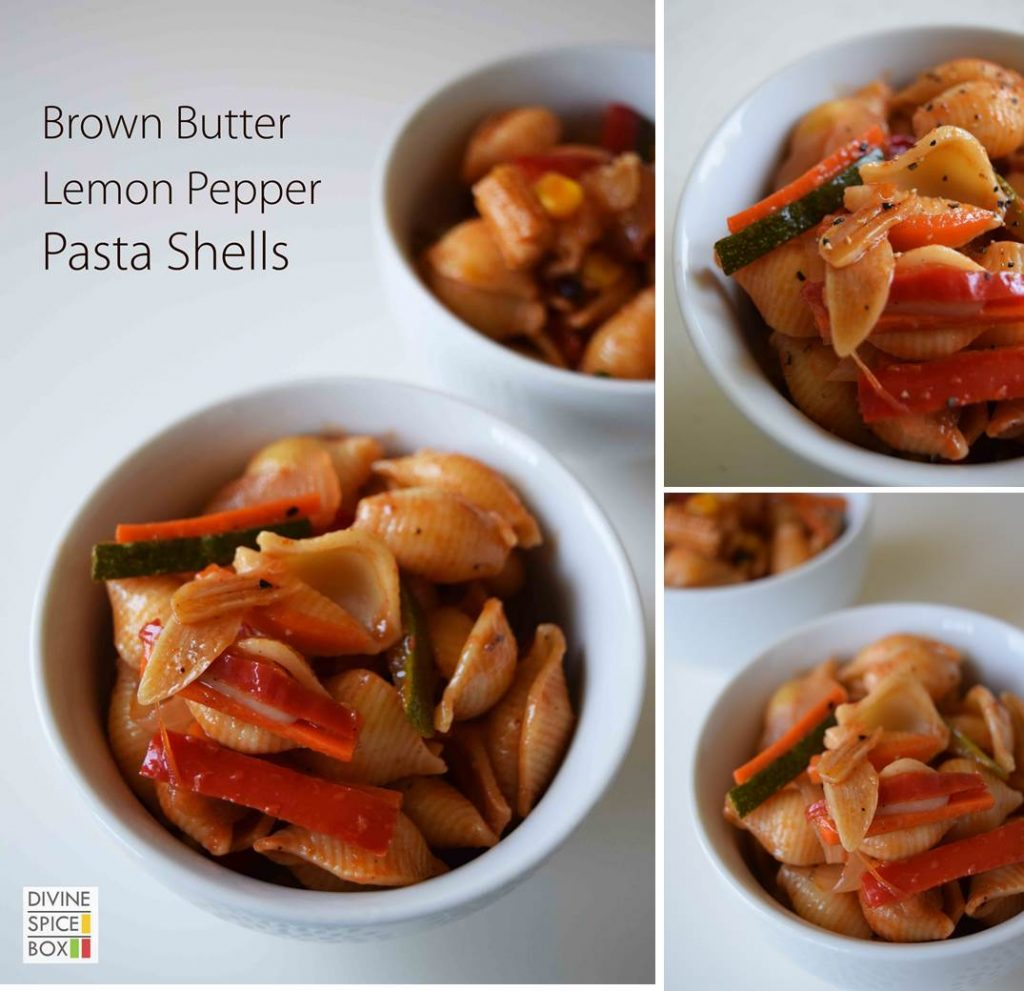brown butter pasta