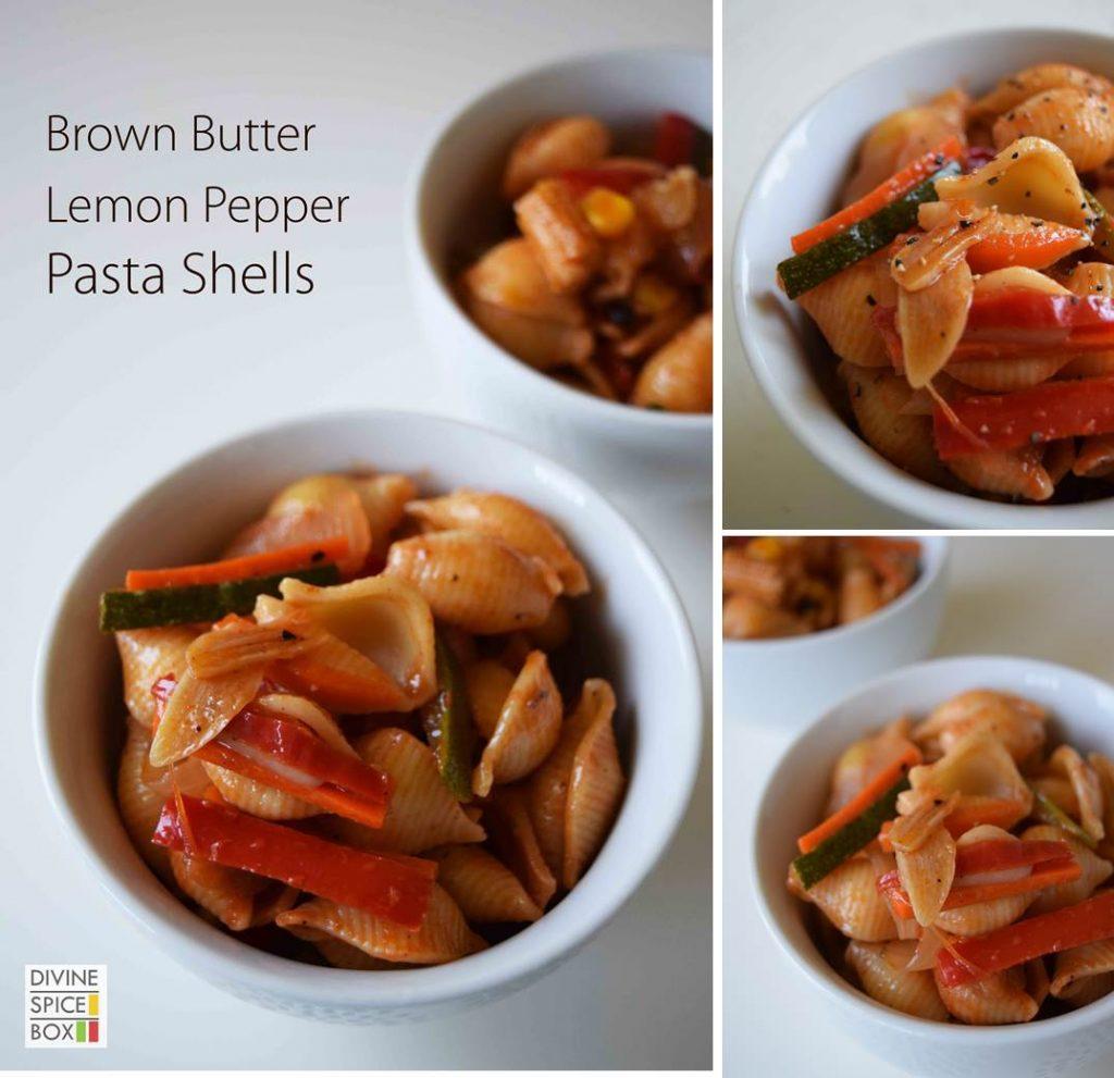 brown butter pasta