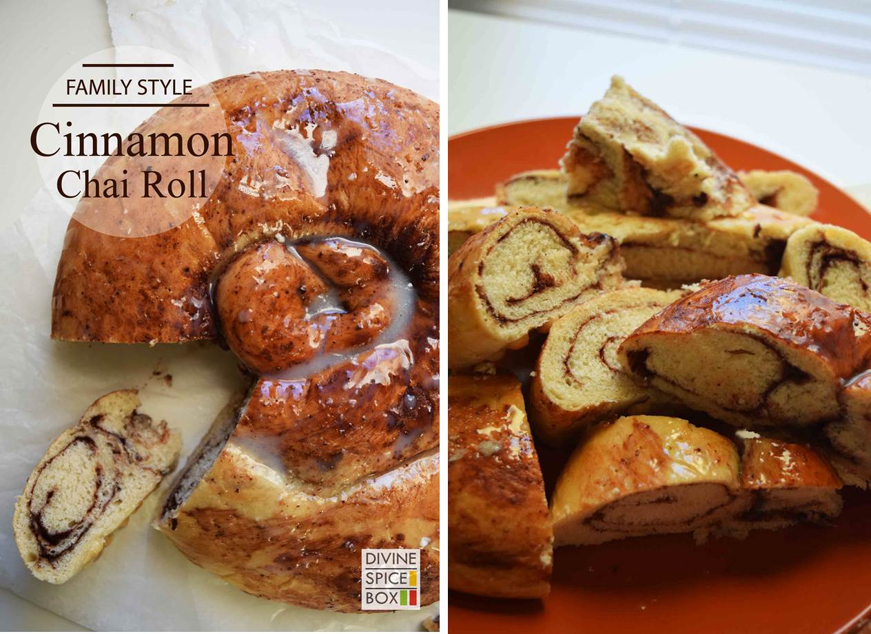 cinnamon roll set