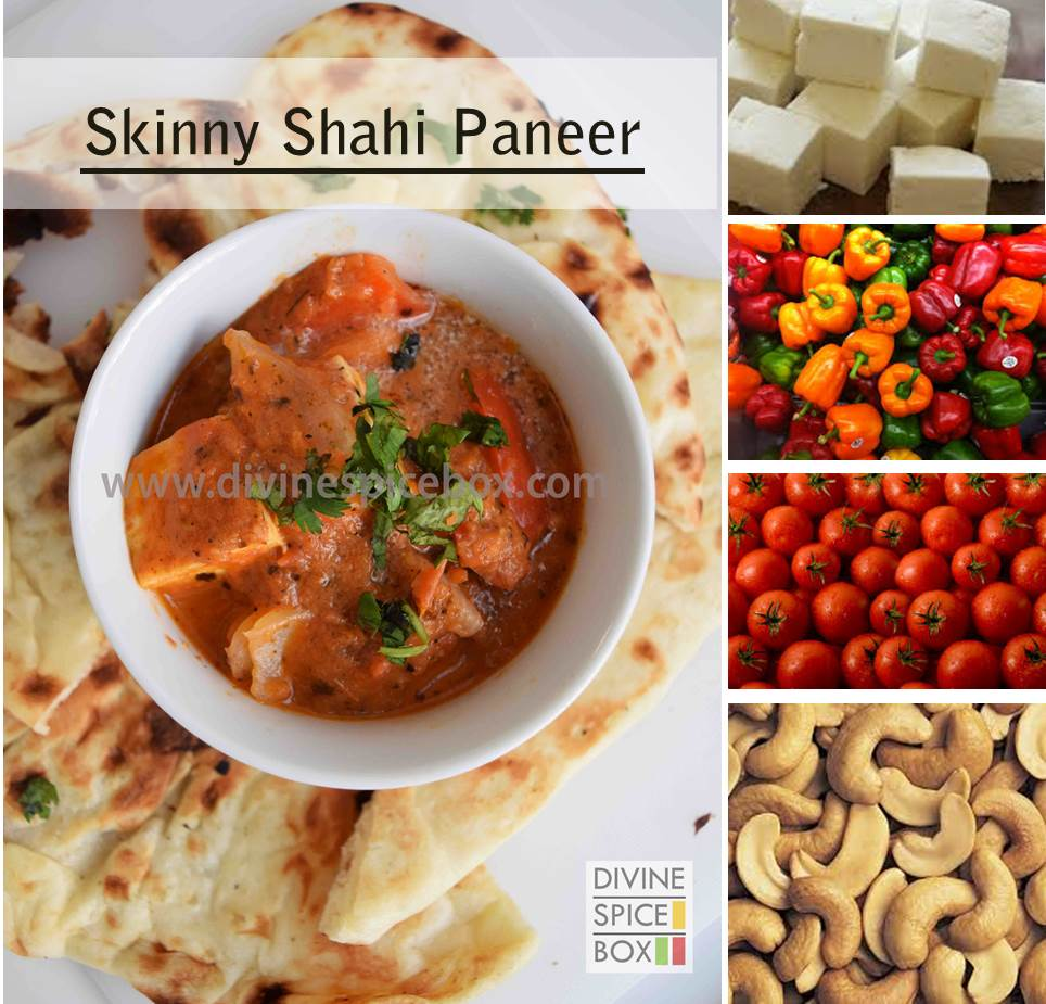skinny shahi paneer DFT