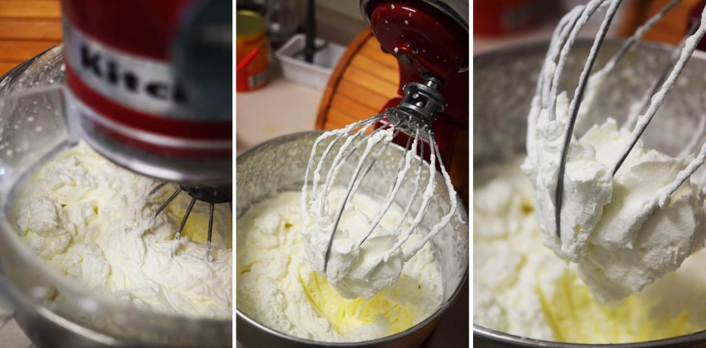 butter stages 1