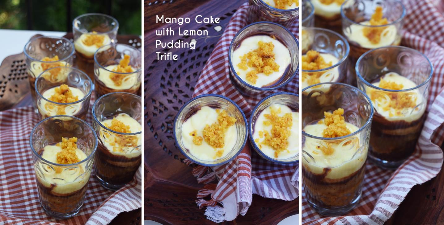 mango lemon trifle 1