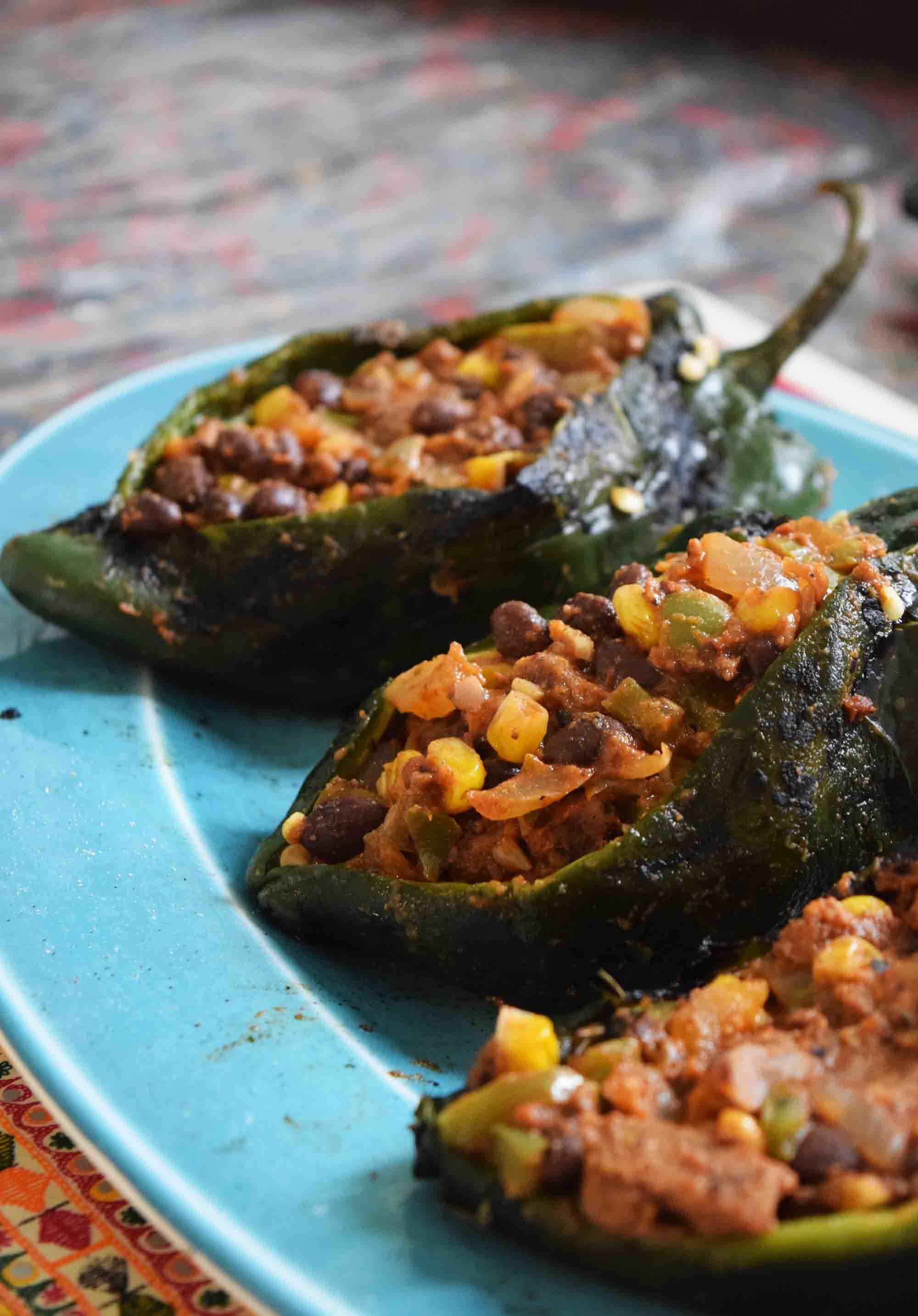 chiles rellenos