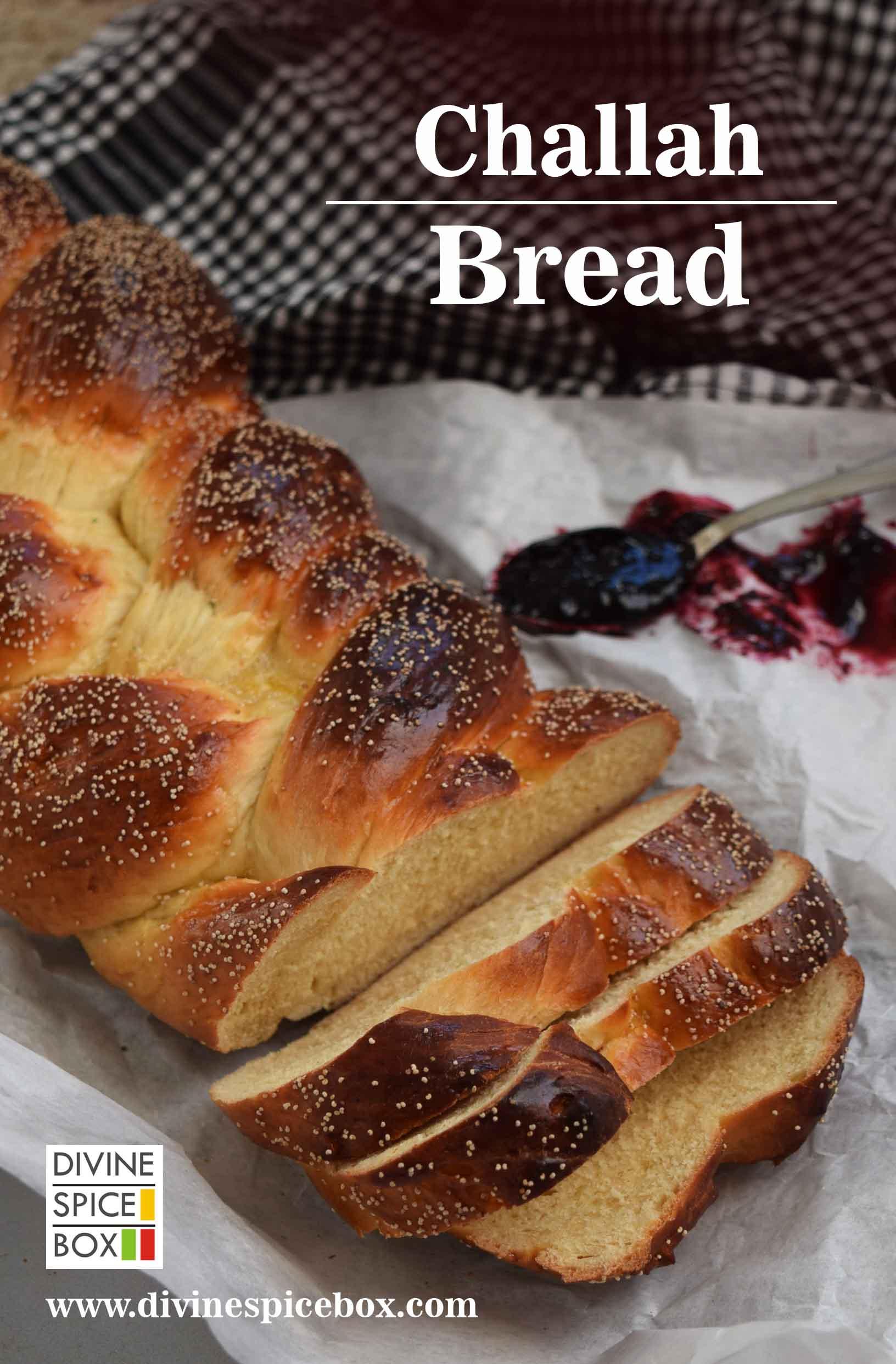 Challah Bread – Divine Spice Box