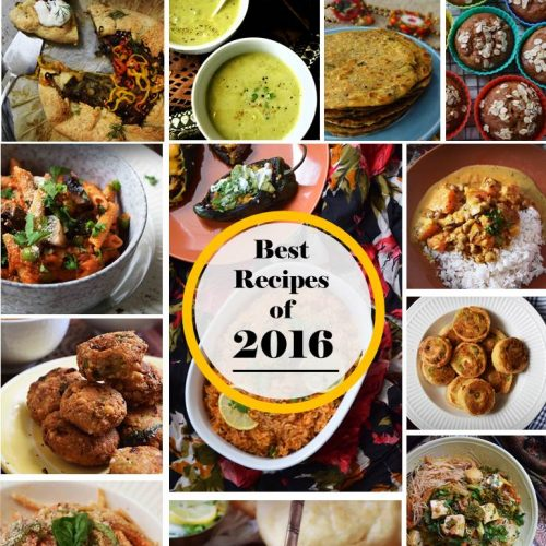 Best Vegetarian recipes of 2016