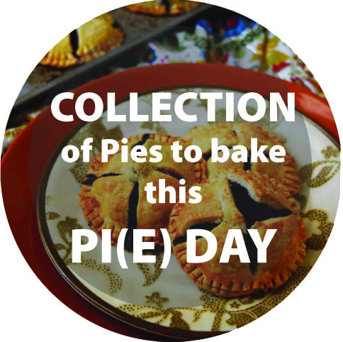 Collection of pies