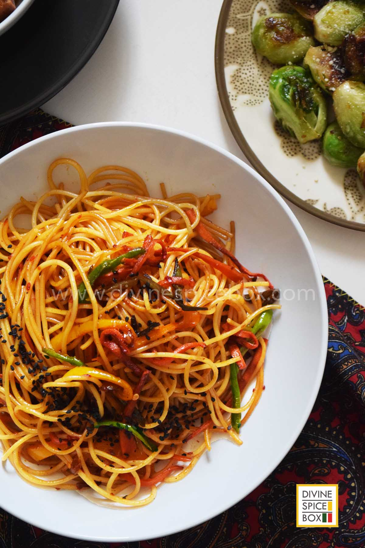 Sweet chili garlic Noodles